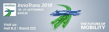 InnoTrans 2018, Berlin, 18.-21. September