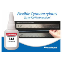Introducing Permabonds New Flexible Cyanoacrylates...