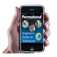 Permabond aplikácia pre smartfony a tablety